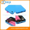 Rear housing for iphone 5C, replacement cover for iphone 5C, back cover iphone 5C, back cover with small parts, blue back cover for iphone