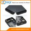 バックiPhone 5完全なハウジングと、ハウジングアセンブリ、裏表紙用の交換部品は、iPhone 5住宅の交換、背面カバーのための部品の