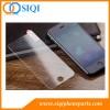 Protecteur d'écran anti-empreintes digitales, protecteur d'écran pour iPhone 5, protecteur d'écran en verre trempé, protecteur d'écran iPhone, protecteur d'écran Chine