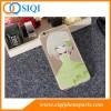 TPU étui mobile, pour l'iPhone, cas mobile pour iPhone 6S, cas TPU pour les filles, TPU téléphone cas