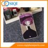 TPU caso móvil, caso para el iPhone, caso móvil para iPhone 6S, caso de TPU para niñas, caja del teléfono de TPU