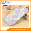 Etui mobile iPhone, Etui en TPU pour iPhone, Etui en TPU pour téléphone portable, Etui en TPU diamant, Etui Diamant pour iPhone