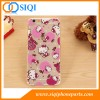 Wholesale TPU case, cellphone case, TPU case Hello kitty, TPU case for iPhone, China TPU case