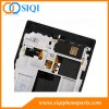 Original LCD screen for Lumia 928, Nokia Lumia 928 screen, LCD Nokia Lumia 928, LCD modules Nokia Lumia 928, Nokia Lumia 928 LCD with frame