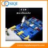 Herramientas de reparación de teléfonos móviles, herramientas de reparación de la placa base, plataforma de reparación de la placa base, herramientas de reparación de iPhone X, reparación de la placa