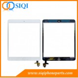 For iPad mini digitizer assembly, iPad mini touch screen repair, ipad touch screen assembly wholesale, ipad digitizer screen China, iPad mini touch screen