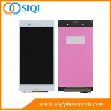 For Sony Z3 LCD replacement, Repair screen for Sony Z3, Display for Xperia Z3, For Sony Z3 screen, LCD digitizer Sony Z3