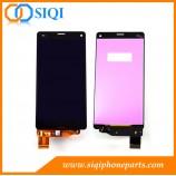 Numériseur LCD pour Sony Z3 écran tactile compact, LCD pour Sony mini-Z3, mini-écran de Sony Z3 gros, écran LCD pour Sony Z3, mini-écran de Sony Z3 compact de la Chine