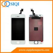 pour iphone 5s exposition, de réparation pour écran iphone 5s, pour iphone 5s LCD de remplacement, pendant 5s iphone lcd pour iphone 5s LCD numériseur
