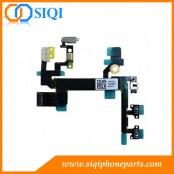 電源フレックスケーブル、電源フレックスの交換、iphone 5の電源フレックス、iphone 5の電源フレックスケーブル、iphoneの電源フレックス