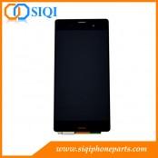 Para la pantalla de Sony Z3 LCD, pantalla Xperia Z3, calidad AAA para Sony Z3 LCD, pantalla LCD para Z3, China LCD para Sony Z3
