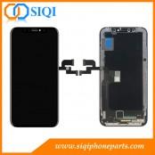 Reemplazo para iPhone X LCD, pantalla de iPhone X, pantalla de iPhone X LCD, reparación de iPhone X LCD, reemplazo de pantalla de iPhone X