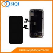 Écran OLED pour iPhone X, écran OLED flexible pour iPhone X, après-vente pour iPhone X OLED, écran après-vente pour iPhone X, écran pour AMOLED pour iPhone X