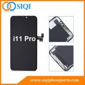iPhone 11 écran pro, écran iPhone 11 pro, écran iPhone 11 pro OLED, vente en gros d'écran iPhone 11 pro, écran lcd d'origine pour iPhone 11 pro