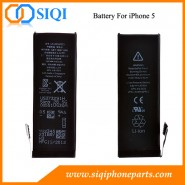 pour le remplacement d'iphone de la batterie, la batterie pour Apple iPhone 5, l'iPhone 5 batterie de remplacement, remplacement de la batterie pour iPhone, la batterie pour l'iphone
