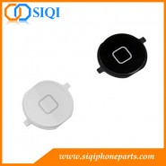 Remplacement du bouton d'accueil, Réparation du bouton d'accueil pour iPhone 4S, Bouton d'accueil pour iPhone, Remplacer le bouton d'accueil de l'iPhone 4S, Réparation bouton d'accueil de l'iPhone 4S