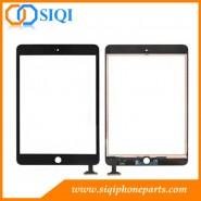 pour écran de l'iPad Mini OEM gros, Ipad mini écran tactile de remplacement, écran tactile pour l'ipad mini écran tactile noir pour iPad, iPad écran tactile gros