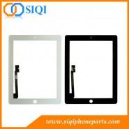 Pantalla digitalizador para el iPad 3, la pantalla táctil del iPad, iPad 3 digitalizador, Comercio al por mayor de la pantalla táctil del iPad 3, la pantalla táctil del iPad de China