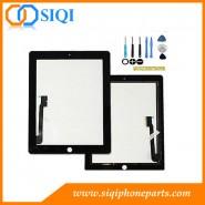 Touchez l'écran pour iPad 4, iPad 4 numériseur réparation, iPad 4 remplacement de l'écran, l'iPad 4 numériseur offre spéciale, remplacer pour iPad 4 tactile