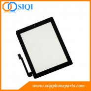 Touch assembly for iPad 3, The New iPad digitizer assembly, iPad 3 digitizer screen, wholesale touch screen assembly, iPad 3 screen replacement