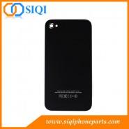戻るAppleのiPhone 4,iPhone 4のバックハウジング卸売, iPhoneの背面ハウジング工場用, バックケースカバーiPhone 4,iPhoneが戻って中国の工場をカバー