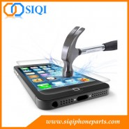 Anti-empreintes digitales protecteur d'écran, l'iPhone 5 protecteur d'écran, Protecteur d'écran en verre trempé, protecteur d'écran de l'iPhone, l'écran protecteur de la Chine