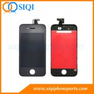 Reemplazo del digitalizador iPhone 4, para la reparación de la pantalla del iPhone 4, pantalla para el iPhone 4, reemplazo de la pantalla para el iPhone 4, pantallas para las pantallas del iPhone 4