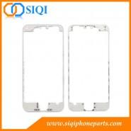 iphone 6,iphone 6 LCDフレーム,iphone 6交換用のフレーム,iphone 6白枠,6枠白iPhoneのためのフレーム