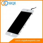 شاشة آيفون 6S زائد, وإصلاح لابل اي فون 6S زائد, اي فون 6S بالإضافة إلى عرض, شاشات الكريستال السائل الأبيض ل6S فون زائد, بالإضافة إلى 6S LCD