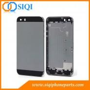 contraportada del iphone 5, reemplazo de la carcasa del iphone 5, protector de la carcasa del iphone 5, protector de la carcasa del iphone 5, reemplazo del iphone de la espalda