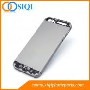 Carcasa del iPhone 5, Reemplazo de la espalda del iPhone 5, Tapa trasera del iPhone 5, Reemplazo de la carcasa del iPhone 5, Carcasa del iPhone 5
