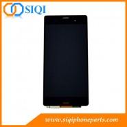 Pour écran Sony Z3 LCD, affichage Xperia Z3, AAA qualité pour Sony Z3 LCD, écran LCD pour Z3, la Chine LCD pour Sony Z3