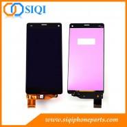 ソニーZ3コンパクトのためのLCDデジタイザー、ソニーZ3ミニのためのLCDタッチスクリーン、卸売ソニーZ3ミニスクリーン、ソニーZ3コンパクトのためのLCDスクリーン、中国のソニーZ3ミニスクリーン