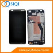 Pantalla LCD para HTC 820, ensamblaje LCD HTC desire 820, pantalla LCD con marco para Desire 820, pantalla de precio de fábrica para HTC 820, pantalla LCD completa para HTC 820