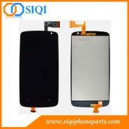 Para HTC deseo reparación de la pantalla LCD 500, partes de repuesto para la pantalla de HTC 500, 500 Desire pantalla LCD de China, OEM para HTC Desire 500 LCD, pantalla LCD de reemplazo para HTC 500