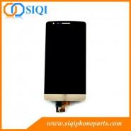 شاشة LCD لشركة إل جي G3, شاشات الكريستال السائل الشاشات التي تعمل باللمس D850, لإصلاح شاشة G3 LG, LG شاشات G3 D855, قطع غيار لشركة إل جي G3