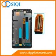 Pour Nokia Lumia 1320 écrans, réparation pour Nokia 1320 écran LCD, AAA qualité Nokia 1320 affichage, le remplacement LCD pour Nokia Lumia 1320, Lumia écran 1320 LCD Avec Cadre