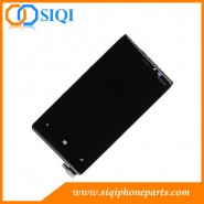 Pantalla Nokia Lumia 920, pantalla táctil LCD para Nokia 920, LCD original para Nokia Lumia 920, Para la reparación de Nokia Lumia 920 LCD, Reemplazo para pantalla Nokia Lumia 920