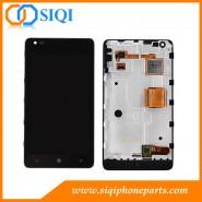 Pantalla LCD Nokia 900, Proveedor de Nokia Lumia 900 LCD, Piezas de Nokia Lumia 900, Piezas móviles de Nokia, Pantalla para Nokia Lumia 900