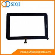 لشاشة تعمل باللمس سامسونج P3100، محول الأرقام لسامسونج اللوحي P3100، المس لسامسونج P3100، لمسة الأصلي للP3100، لوحة اللمس لسامسونج P3100