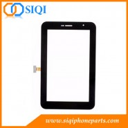 شاشة تعمل باللمس لـ Samsung Galaxy P6200 ، محول الأرقام لـ Samsung Tab P6200 ، شاشة Samsung P6200 ، الجملة Samsung P6200 touch ، شاشة Samsung Galaxy Tablet