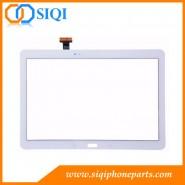 Écran tactile pour Samsung P600, Digitizer pour Samsung P601, le panneau Samsung P605 tactile gros, écran tactile de remplacement pour Samsung P600, Samsung P605 réparation écran tactile