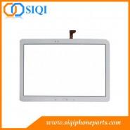 サムスンP900タッチスクリーンの修理のためにサムスンP900、サムスンのタブレットP900、ギャラクシーP900用のタッチパネル用デジタイザー、12.2インチサムスンP900のタッチ、画面をタッチ