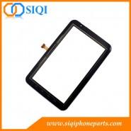Pantalla táctil para Samsung Tab P1000, Touch para el reemplazo Galaxy Tab P1000, P1000 de Samsung al por mayor del digitalizador, Panel táctil para Samsung P1000 de China, la sustitución del tacto pa