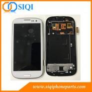 Samsung TFT copie LCD, Samsung Chine LCD, Samsung Galaxy S3, écran LCD Samsung i9300, écran Samsung i747