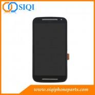 Écran MOTO G2, LCD Moto XT1063, pour réparation Moto G2 LCD, affichage Moto G + 1, écran LCD Moto G + 1