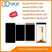 شاشة LCD لهواوي Y6 2017 ، شاشة لهواوي Y5 2017 ، شاشة لهواوي Honor 6C ، شاشة Huawei Y6 2017 LCD ، شاشة Huawei Nova الذكية