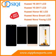 Ecran LCD pour Huawei Y6 2017, Ecran pour Huawei Y5 2017, Ecran pour Huawei Honor 6C, Assemblage LCD pour Huawei Y6 2017, Ecran Huawei Nova