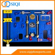 Herramientas de reparación de teléfonos móviles, Herramientas de reparación de placas base, Plataforma de reparación de placas base, Herramientas de reparación de iPhone X, Reparación de placa base de iPhone X