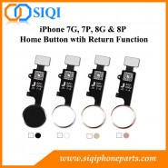 Función de retorno del botón de inicio, toque ID iPhone 7, botón de retorno iPhone 8, botón de inicio de iPhone 7 2019, botón de inicio de iPhone 8